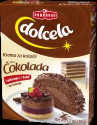 Krema za kolače okus čokolada