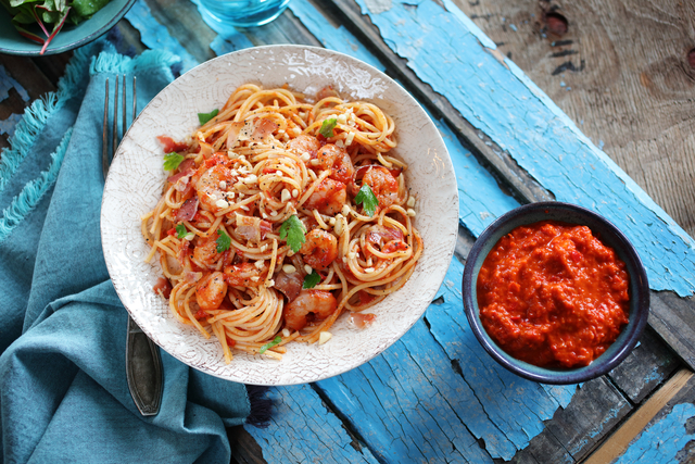 Pikantni špageti