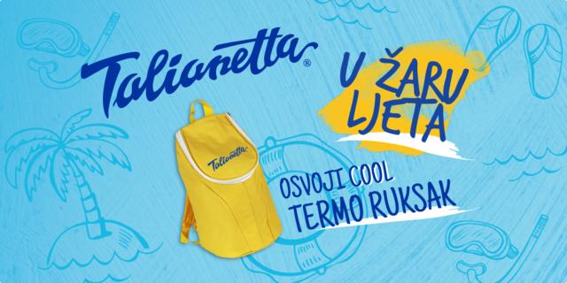 U žaru ljeta – COOL termo ruksak i nova Podravka Talianetta rižota!