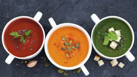 Zavodljivo ukusne krem juhe