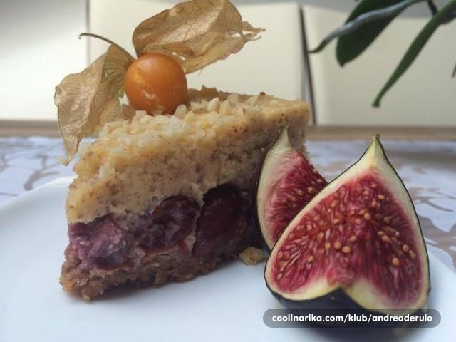 Savijača s višnjama / Sour cherry strudel   Bite my cake