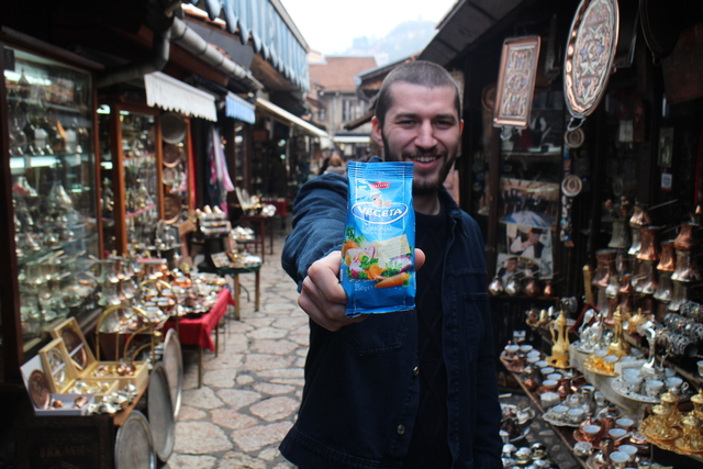 Vegeta 70 godina-Sarajevo Baščaršija