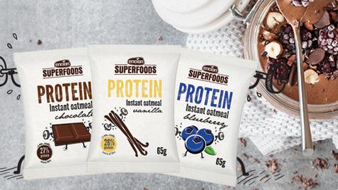 Proteini su IN!