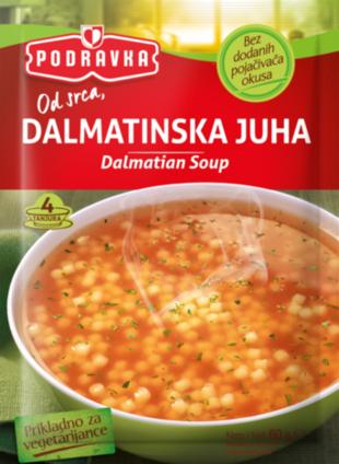 Podravka Dalmatinska juha