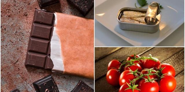 Znate li što je zajedničko sardini, rajčici i crnoj čokoladi?