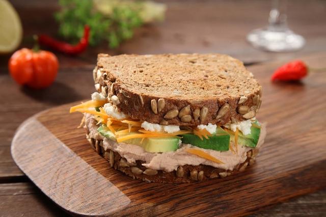 Avokado sendvič