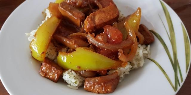 Šrilankansko vražje jelo (Devilled Dish)