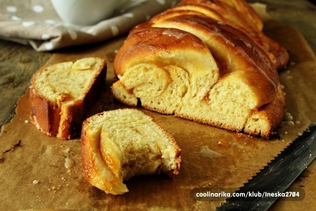 Slatki kruh s pekmezom