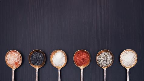 Sve vrste soli