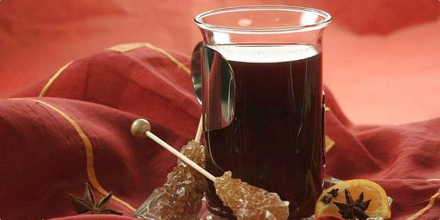 Kuhano vino s klementinama
