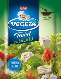 Vegeta Twist za salatu