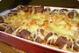 Zapečena tjestenina s mesnim okruglicama