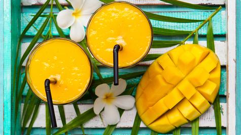 Mango u jelu - zdravlje u tijelu