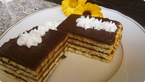 Keks torta moje mame