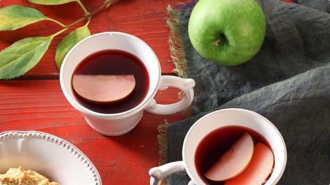 Keksići i čaj - najslađi zimski par