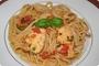 Chicken Pasta in Creamy Tomato Sauce