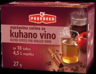 Podravka Mješavina začina za kuhano vino