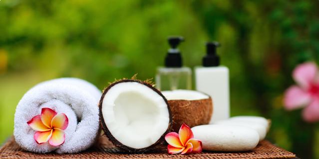 Ljepota u kokosovom ulju