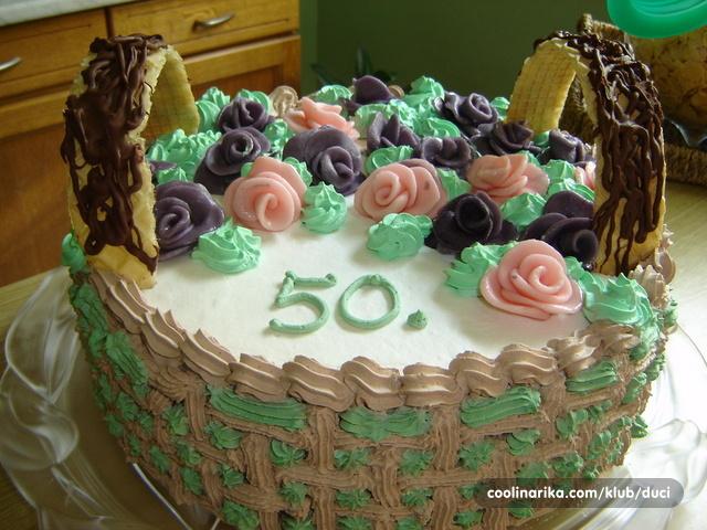 slike za 50 rodjendan Mami za 50. rođendan….. — Coolinarika slike za 50 rodjendan