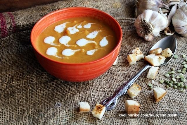 Krem juha od mrkve i leće od zocacro!