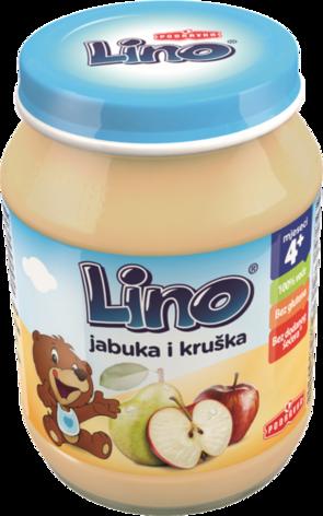 Lino jabuka i kruška