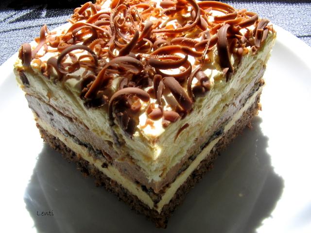 Bingo torta - Lenti