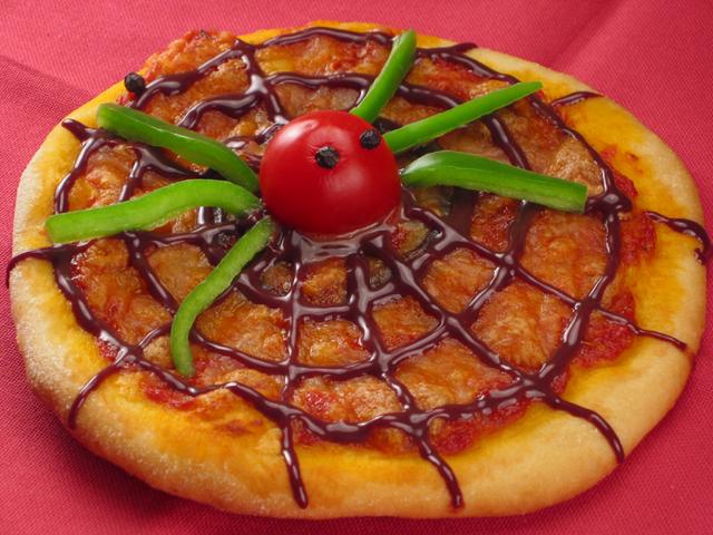 Pizza paukova mreža