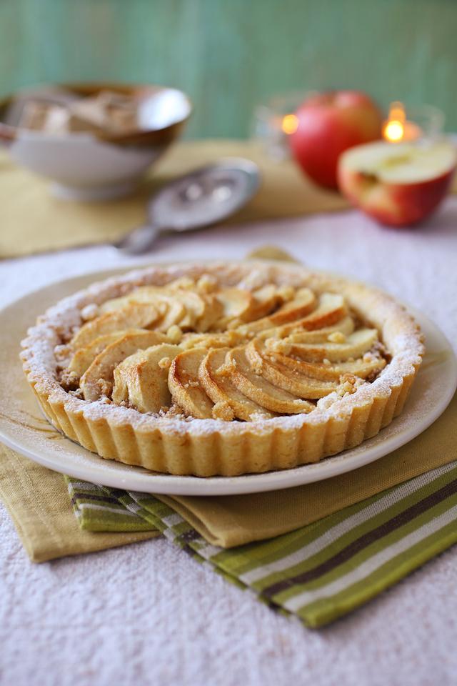 Domaća pita s jabukama