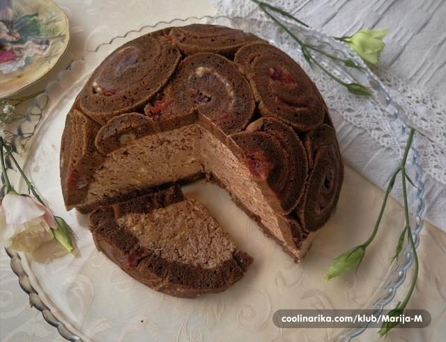 Torta Brineta ƪ(˘⌣˘)ʃ