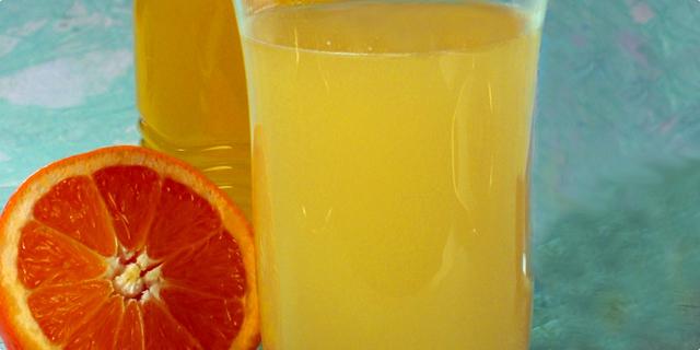 Domaći sirup od naranči