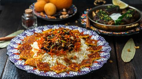 Iran – zemlja mirisa i boja