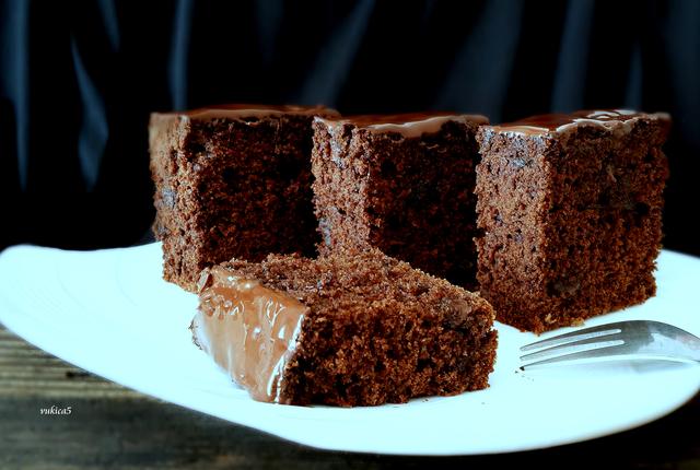 Čokoladni kolač sa pivom - vukica5
