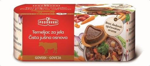 Temeljac za jela - goveđi